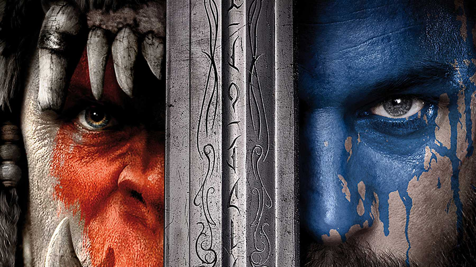It S Orcs Vs Humans On The Latest Warcraft Poster Movies Empire