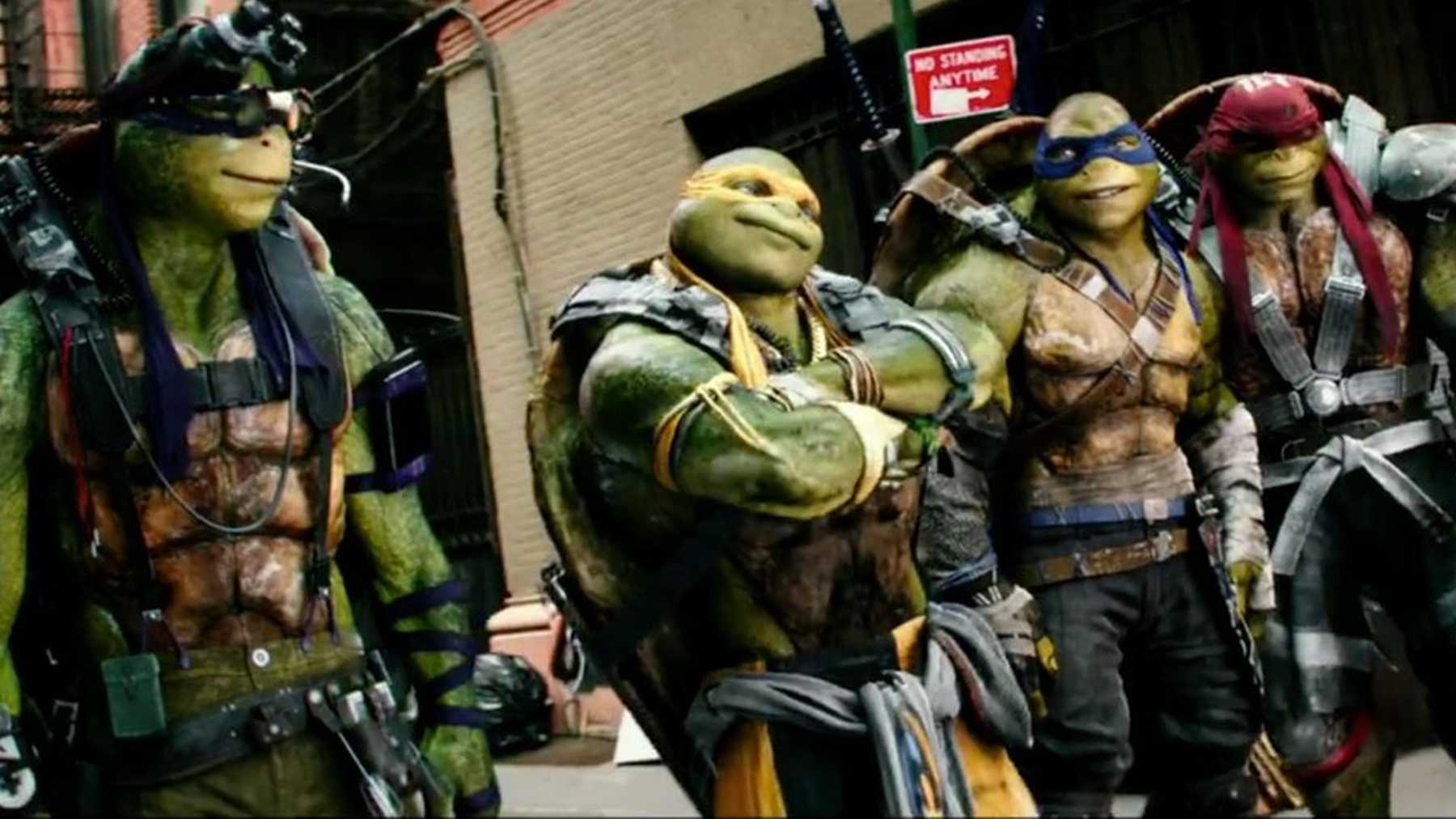 New Teenage Mutant Ninja Turtles Out Of The Shadows Trailer Lands Movies Empire
