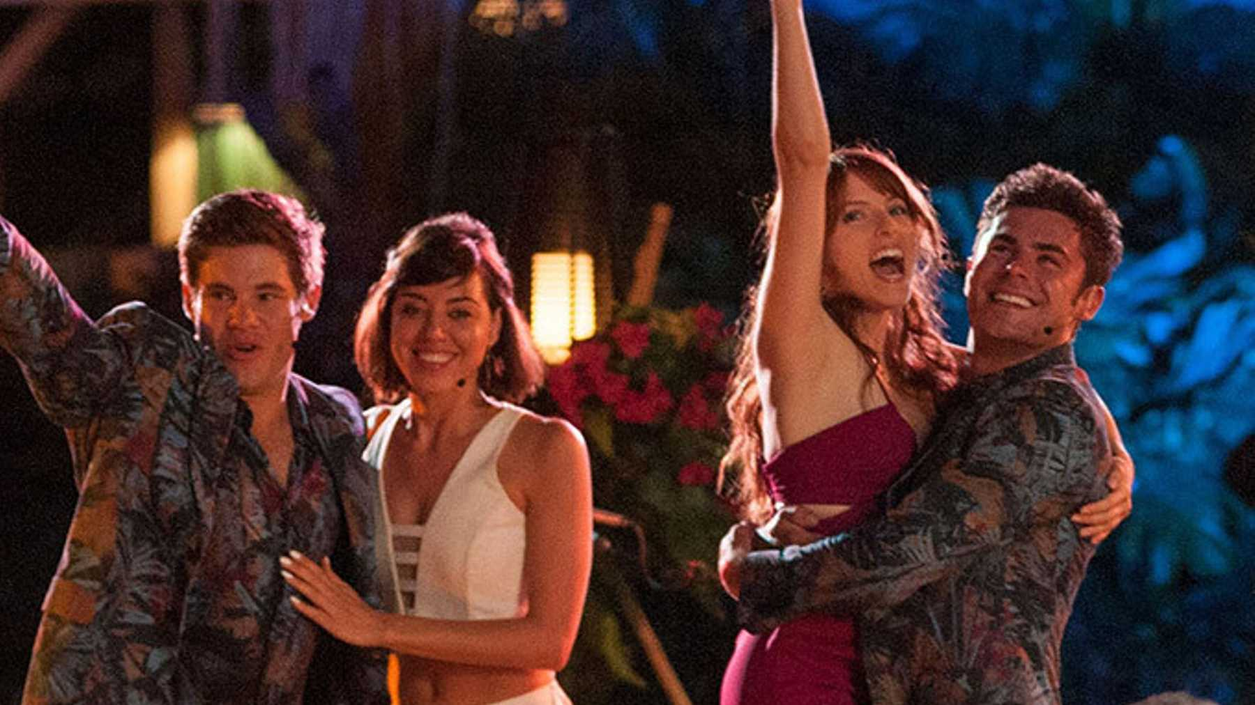 Movies Like Mike And Dave Need Wedding Dates.Zac Efron And Anna Kendrick Party Hard In The Mike And Dave Need