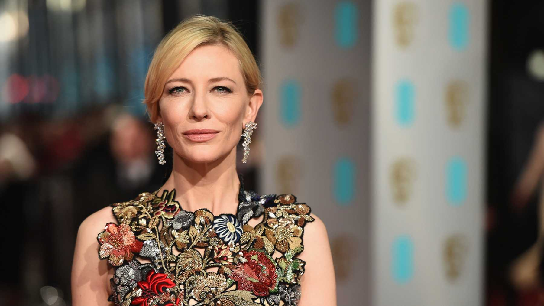 Cate Blanchett to join Sandra Bullock in all-female Ocean's Eleven