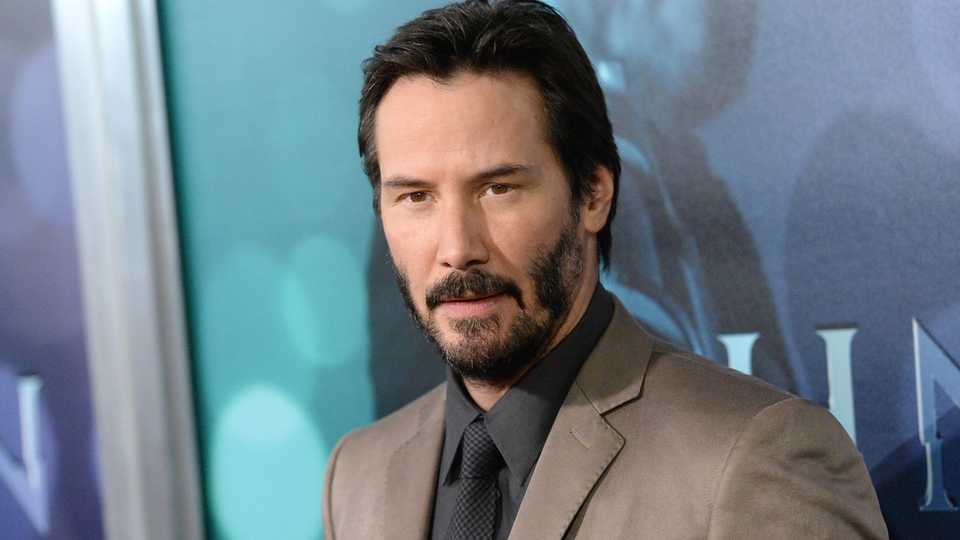 Keanu Reeves Has Co-Created Comic Book BRZRKR