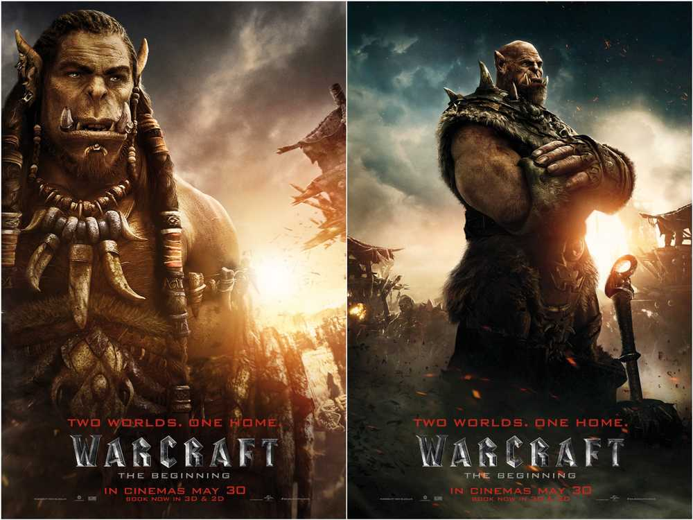Warcraft The Beginning Character Posters Online Movies Empire