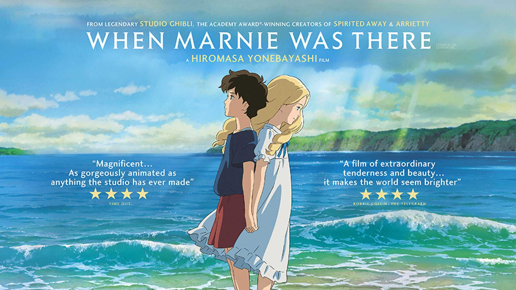 New trailer for Studio Ghibli's When Marnie Was There | Movies ...