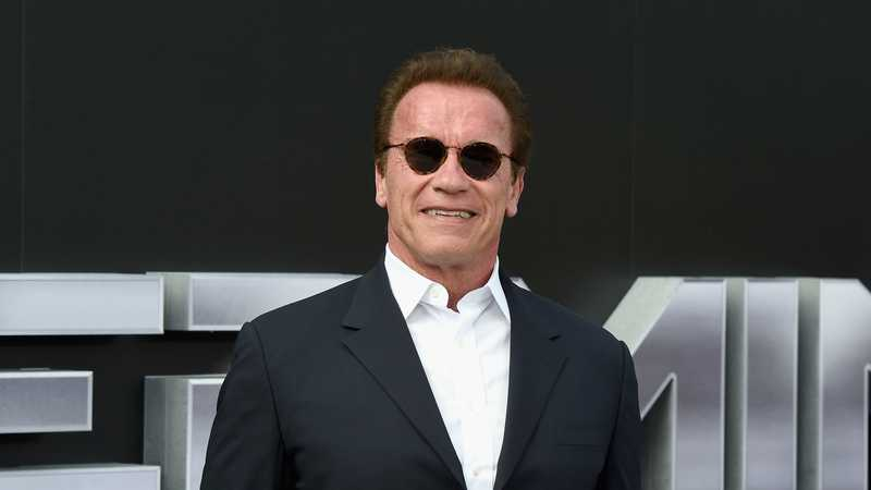 Arnold Schwarzenegger starring in action comedy Why We're Killing Gunther