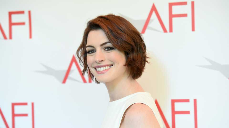 Anne Hathaway Boards Novel Adaptation French Children Don't Throw Food