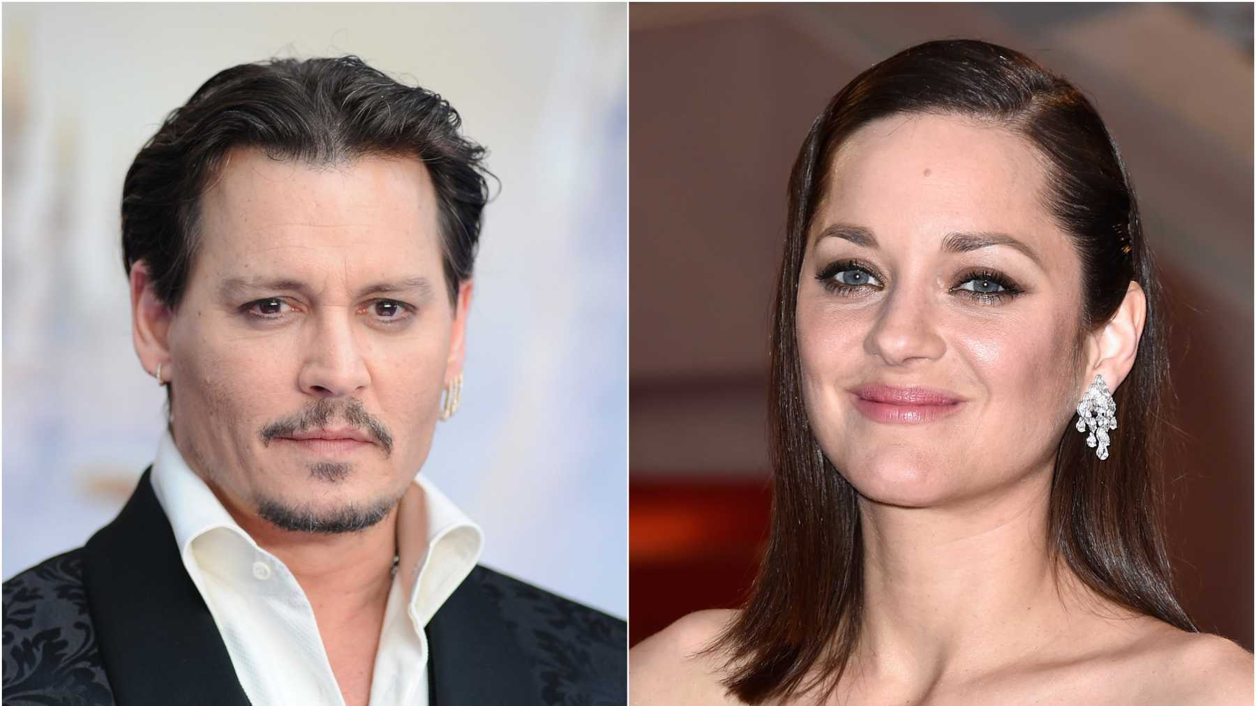 Johnny Depp And Marion Cotillard Join French Scandal Drama