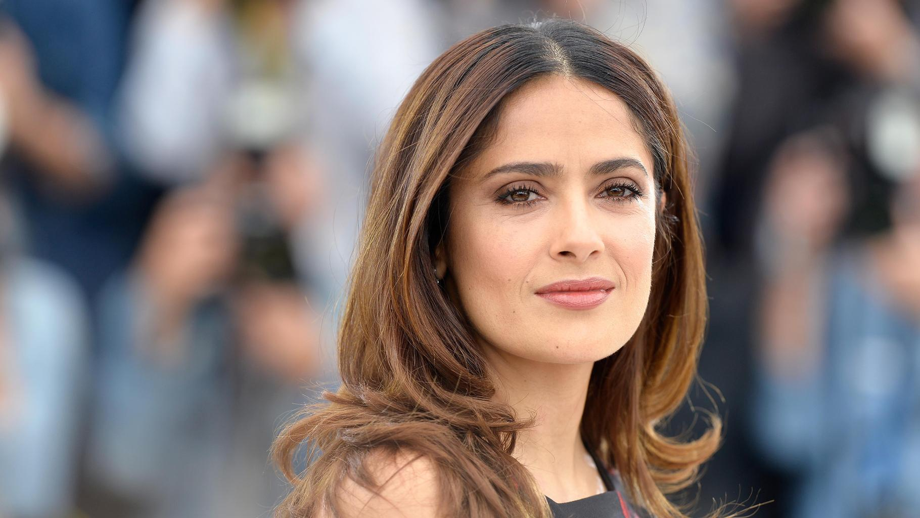 MARVEL Wants SALMA HAYEK For THE ETERNALS