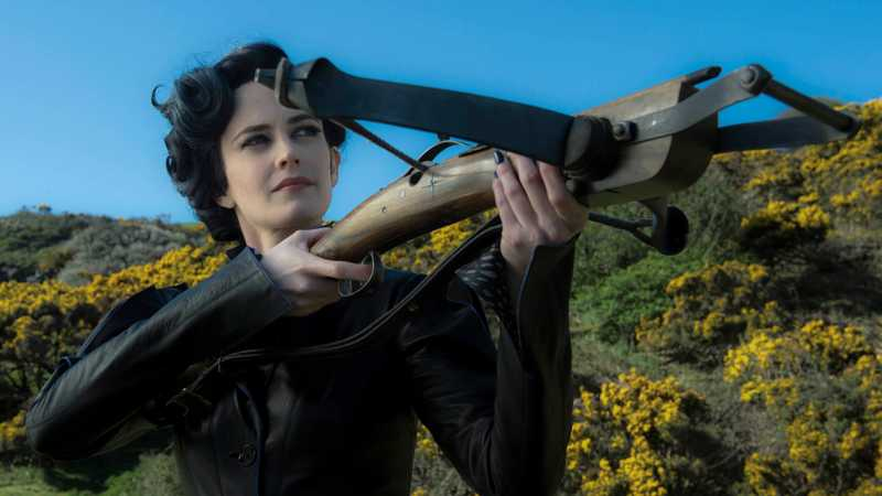 Miss Peregrine's character posters online – Empire