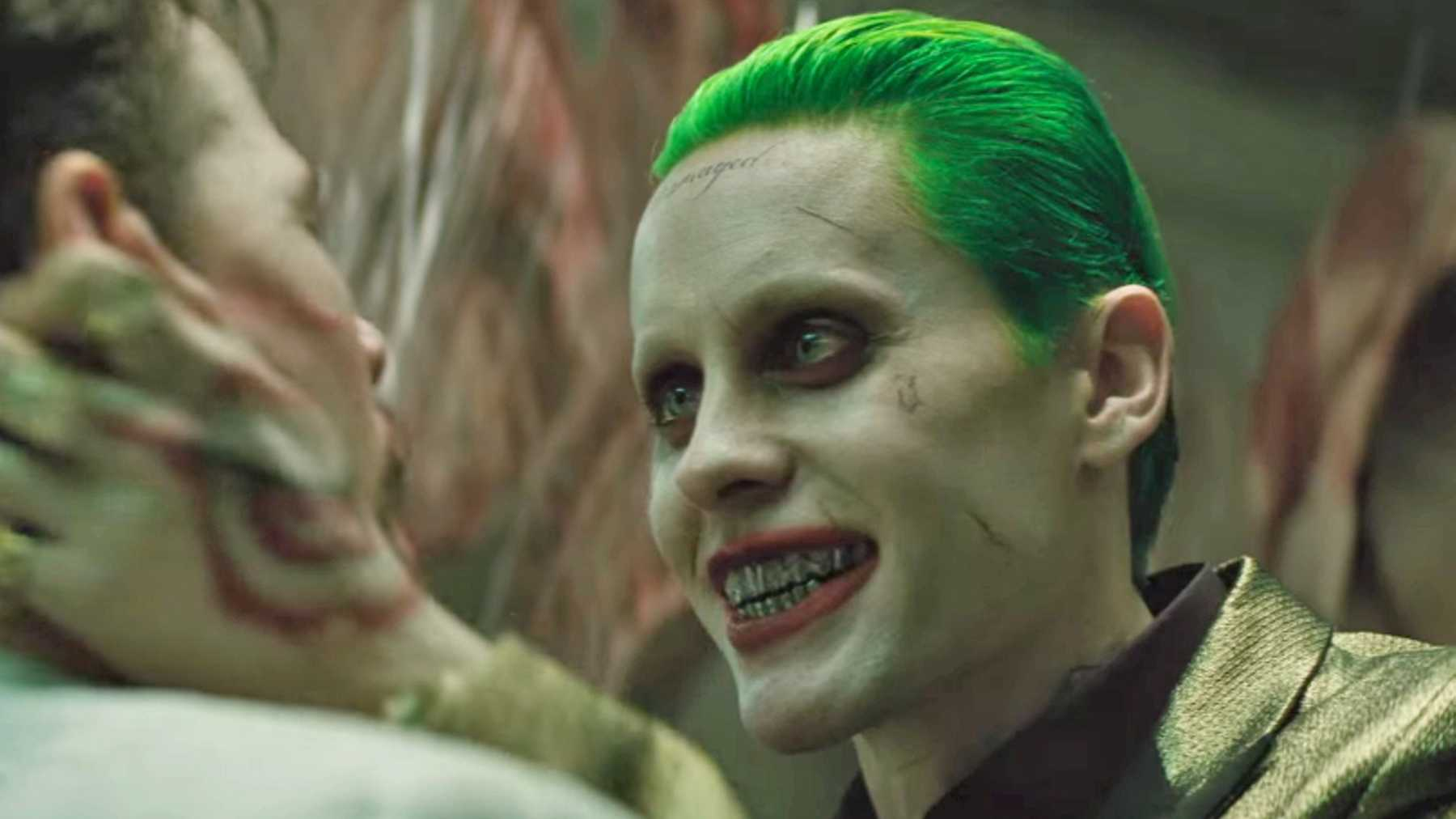 Jared Leto S Joker Lights Up Empire S First Newsstand Cover