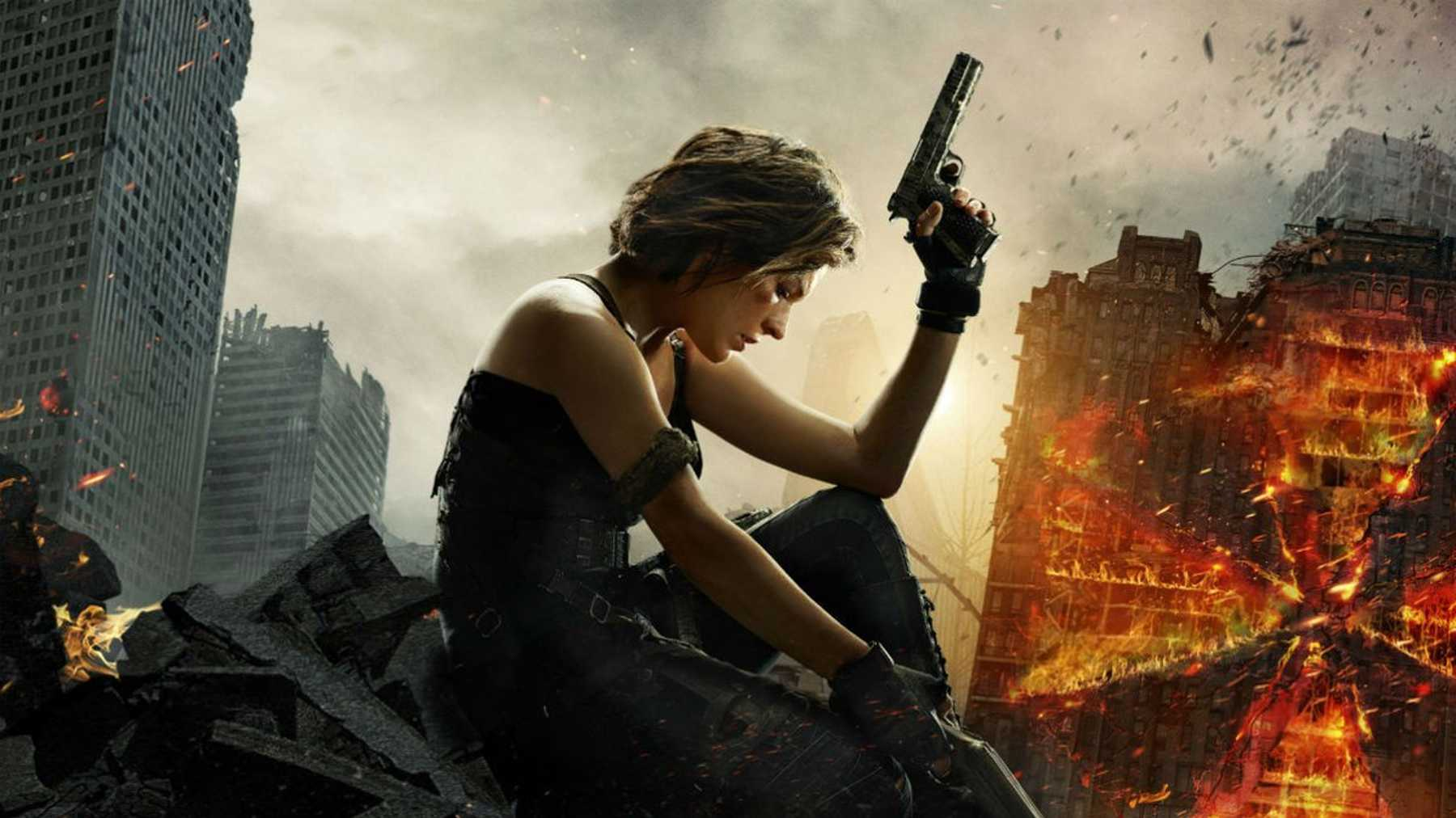 Resident Evil The Final Chapter Debuts A Trailer Movies Empire