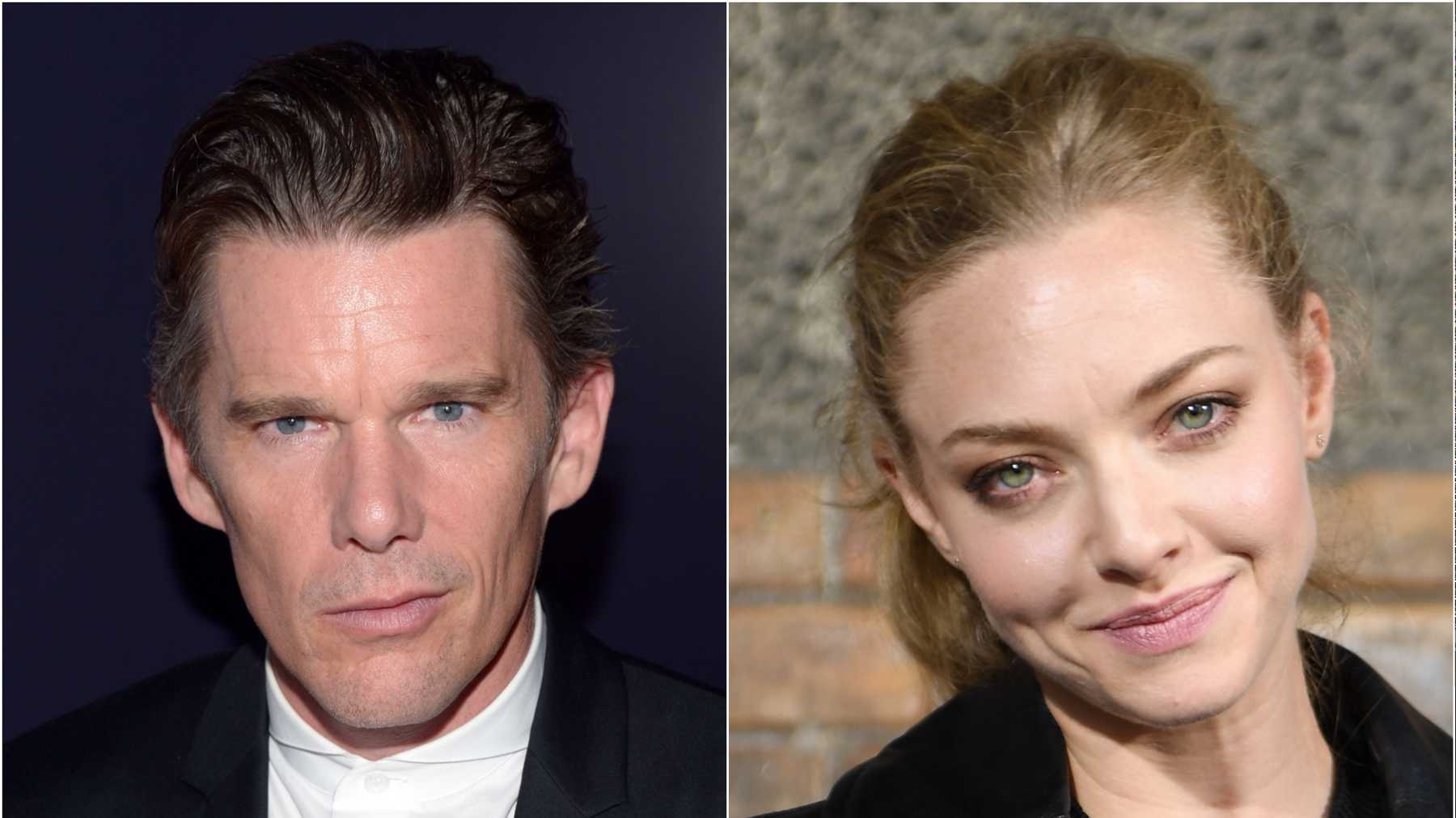 Amanda Seyfried Dr House ethan hawke and amanda seyfried on for paul schrader's first