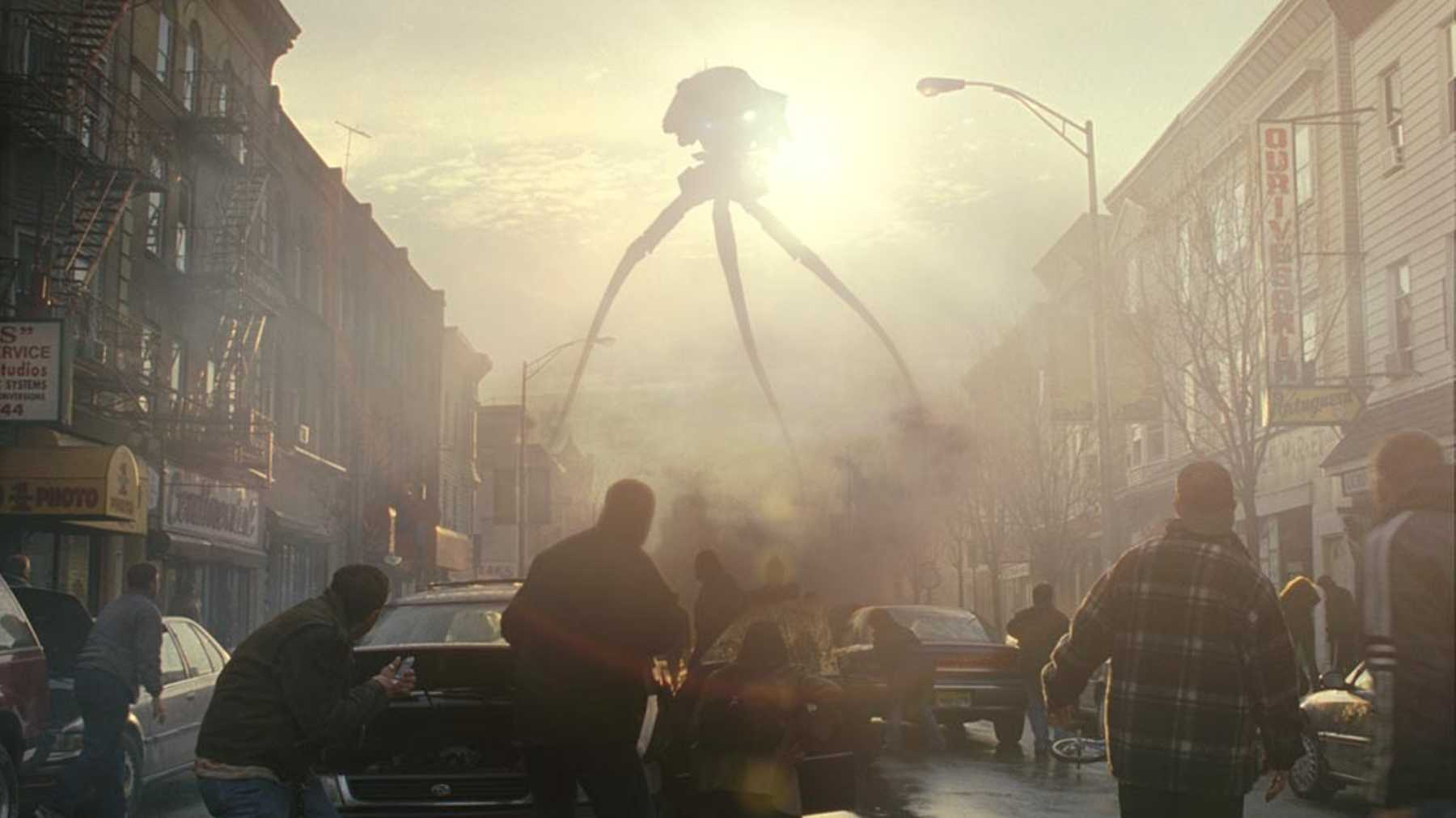 Image result for war of the worlds movie images