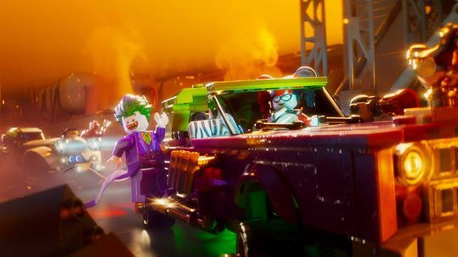 The Joker Is The Focus Of A New Lego Batman Movie Tv Spot Movies Empire
