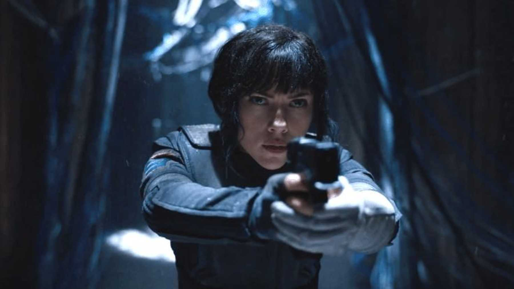 Two New Ghost In The Shell Posters Uploaded Online Movies Empire