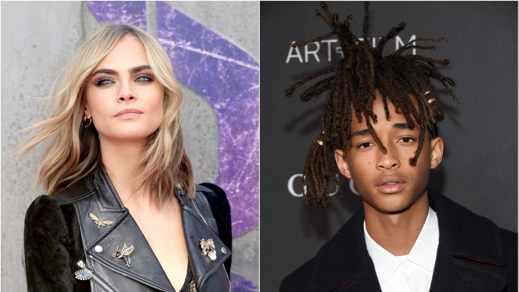 Cara Delevingne And Jaden Smith On For Life In A Year Movies