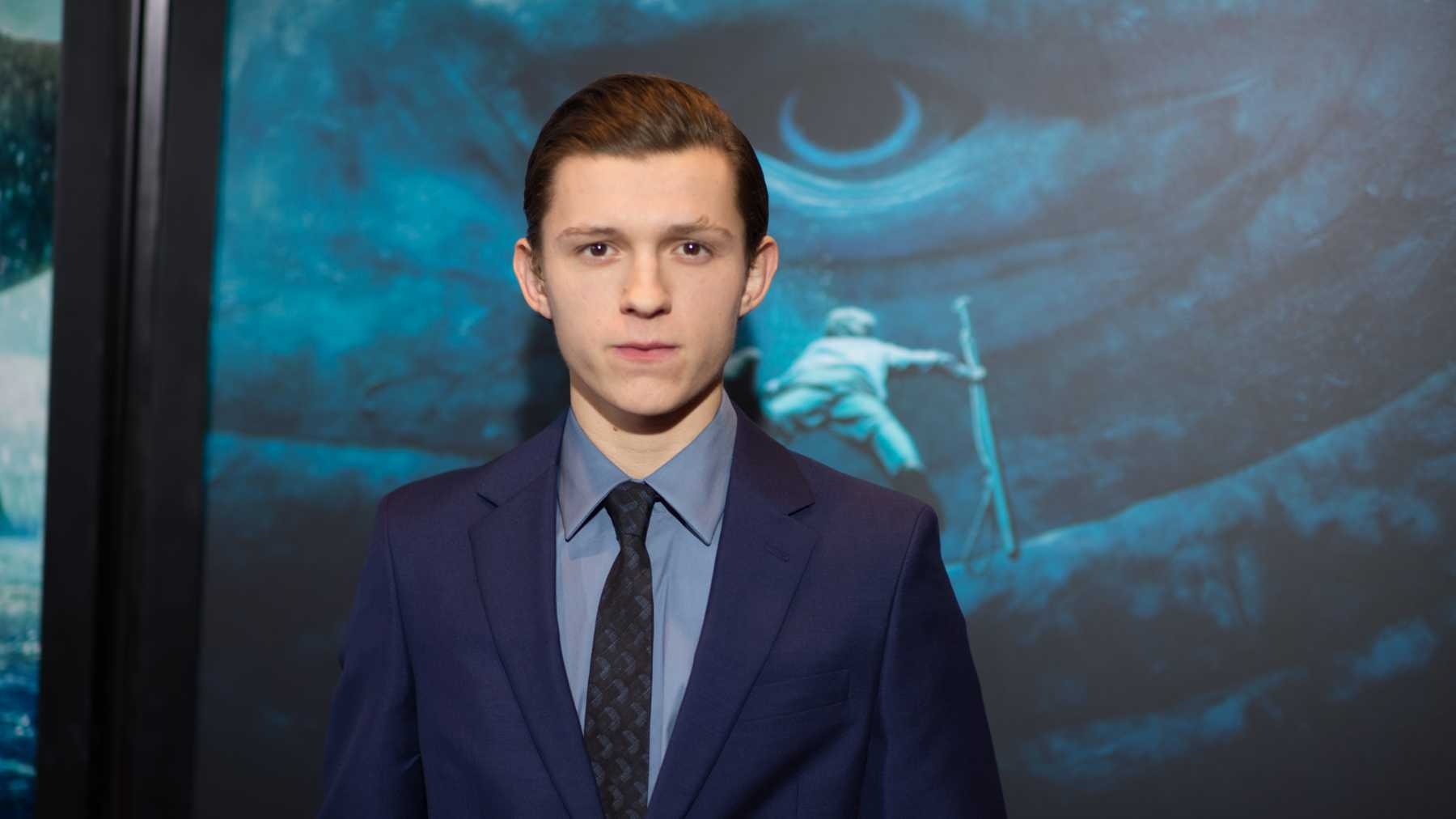 Tom Holland To Play A Young Nathan Drake For Uncharted Movies