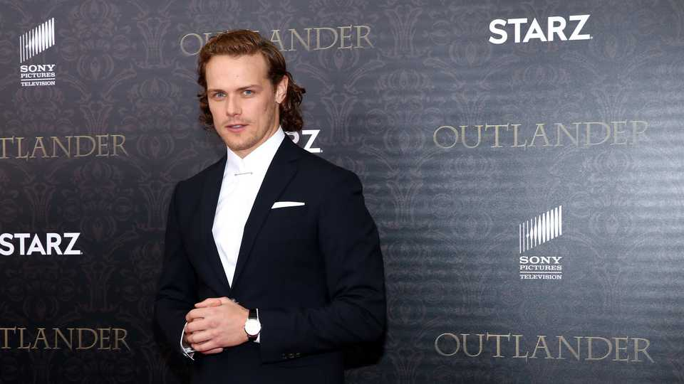 Outlander's Sam Heughan On For The Spy Who Dumped Me