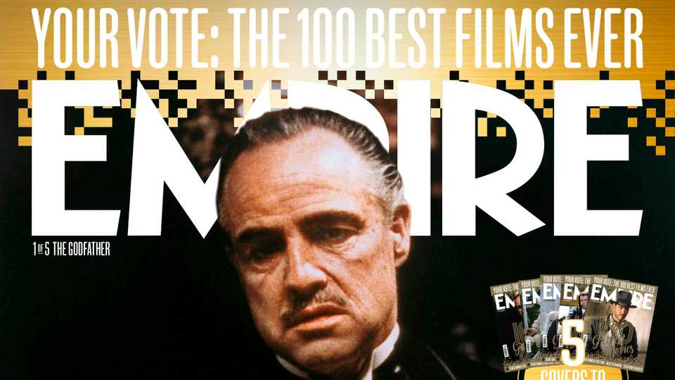foto de Empire's 100 Greatest Movies Issue: Five Special Covers To
