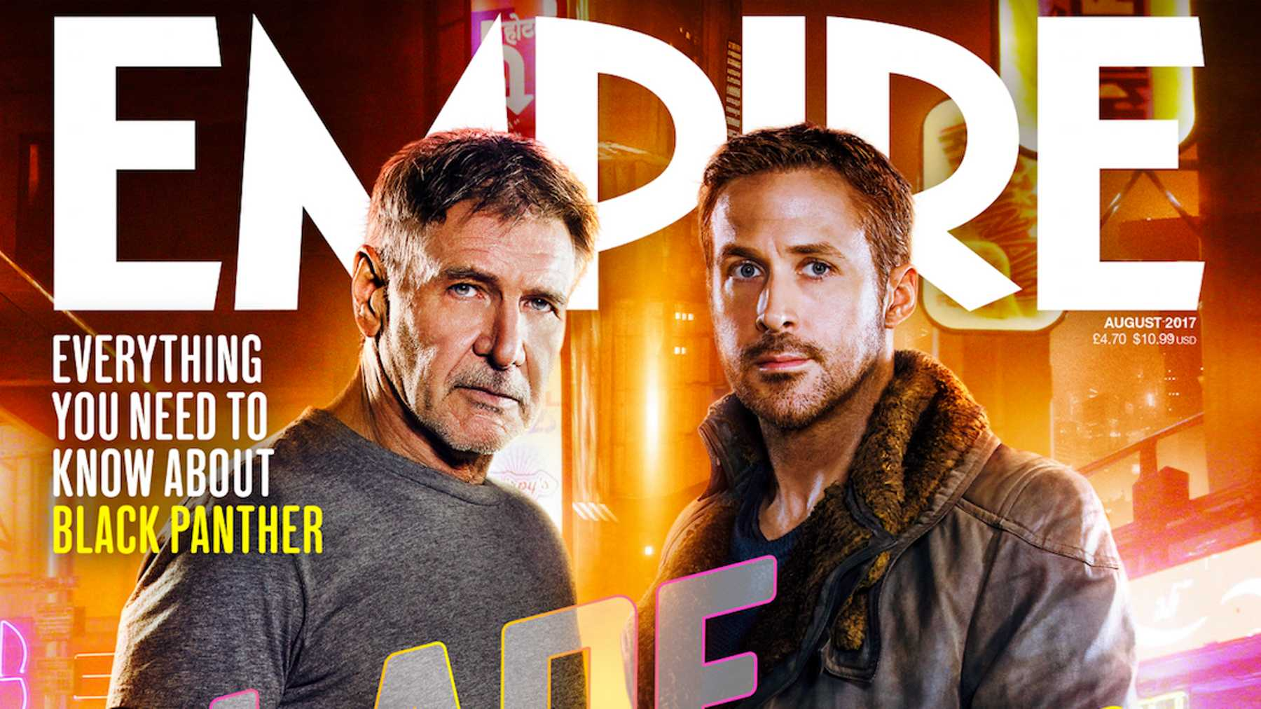 Empire's Exclusive Blade Runner 2049 Cover Revealed | Movies