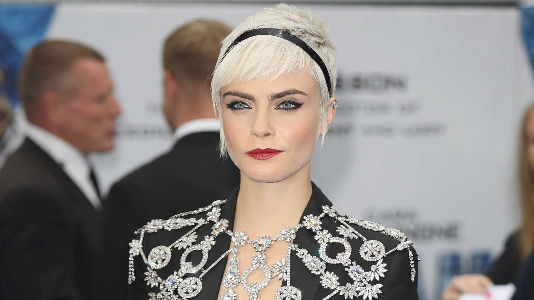 Cara Delevingne Joins Carnival Row Movies Empire