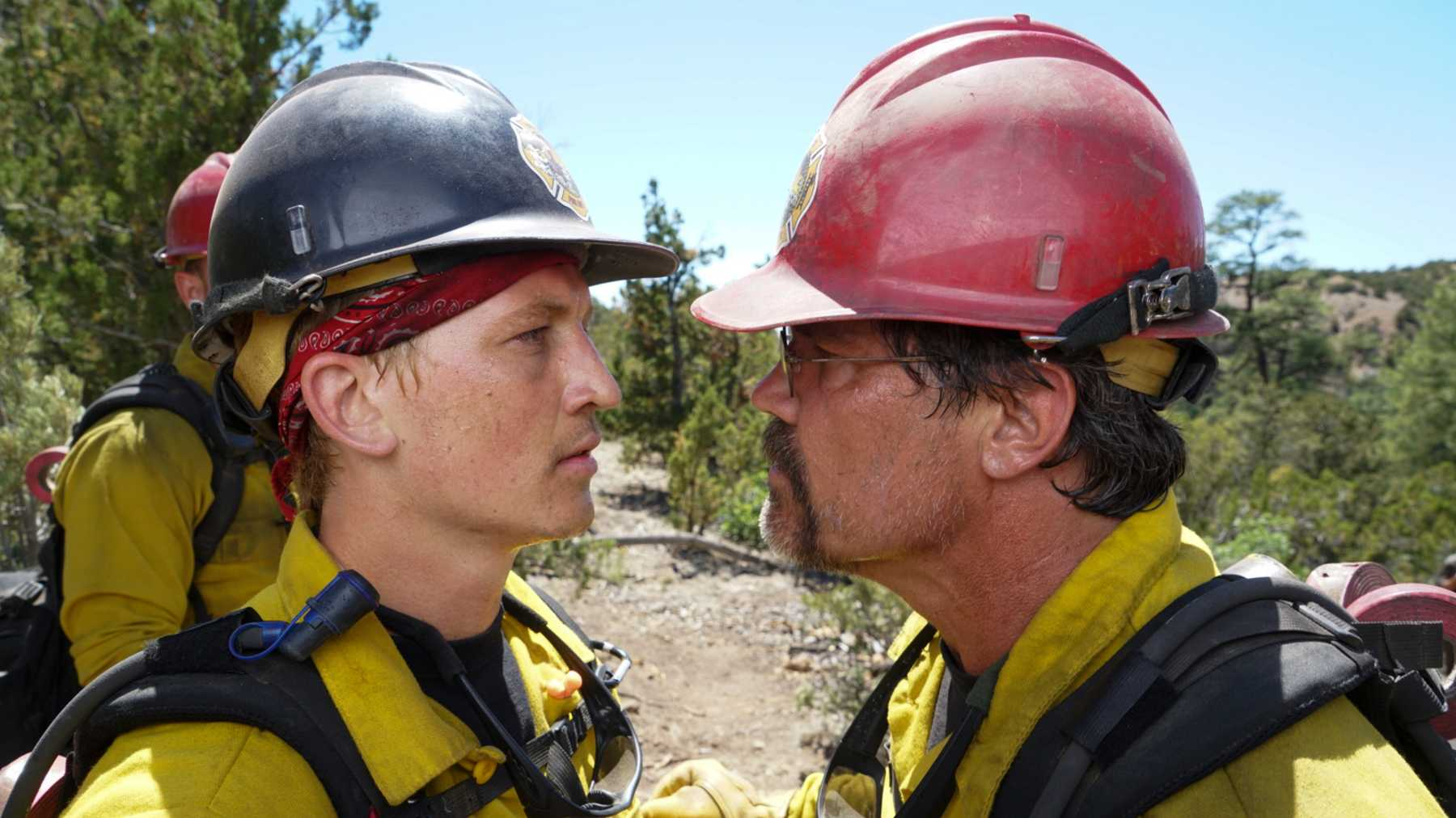 New Trailer For Firefighting Drama Only The Brave | Movies