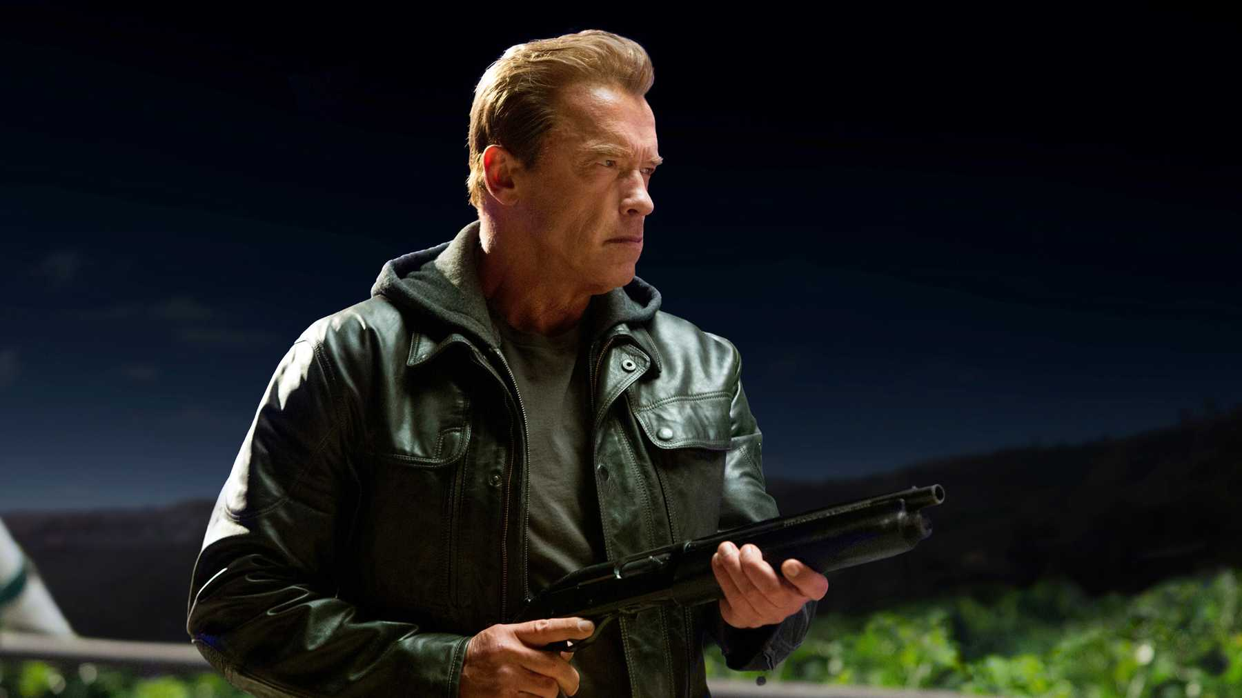 Terminator: Arnold Schwarzenegger Talks More About The New Film