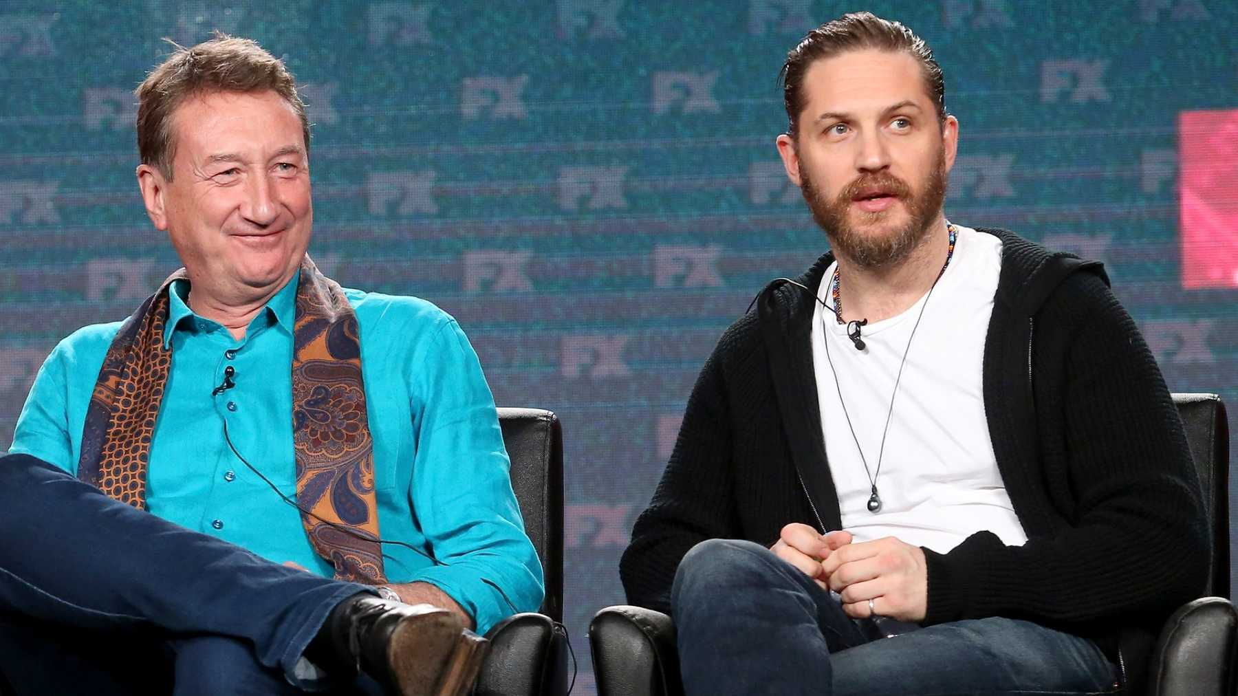 Tom Hardy And Steve Knight Adapting A Christmas Carol For TV | Movies | Empire