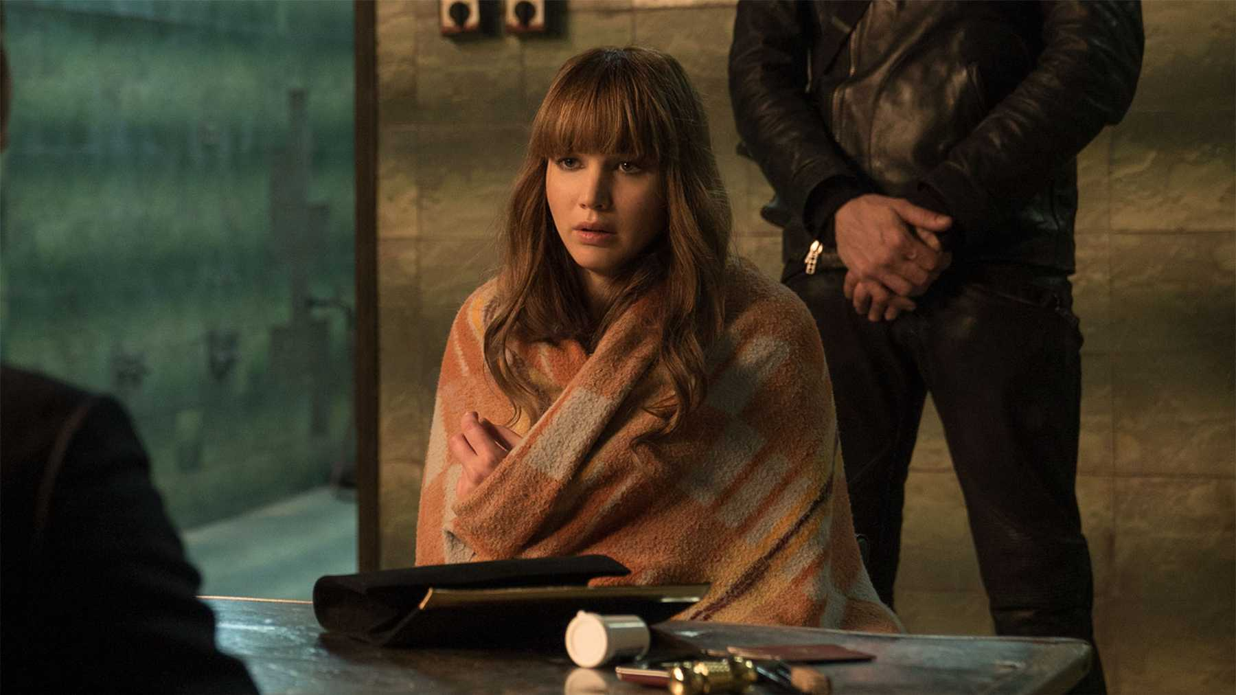 Red Sparrow Exclusive Image   Movies