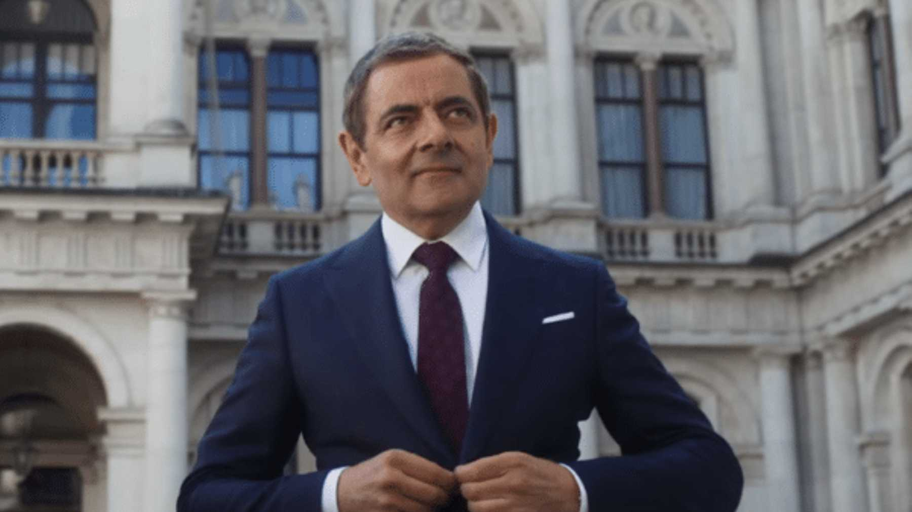 Johnny English Strikes Again In The First Trailer Movies Empire