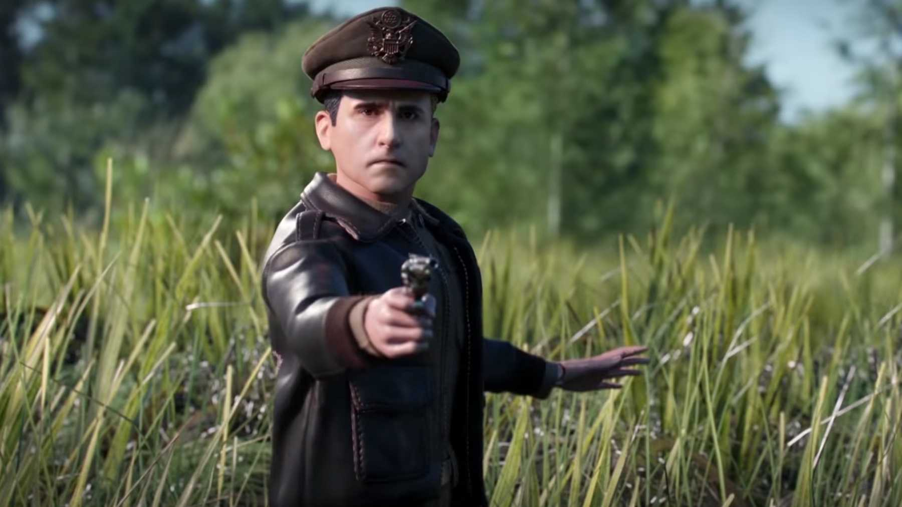 Steve Carell Copes With Trauma In The Welcome To Marwen Trailer Movies Empire