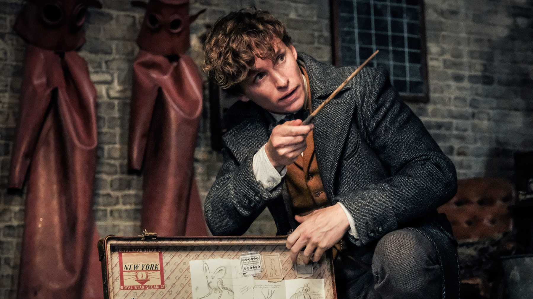 Fantastic Beasts: The Crimes of Grindelwald – Exclusive Image of ...