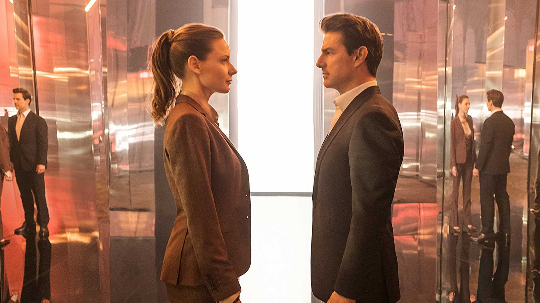 Mission: Impossible – Fallout Cut A Kiss Scene Between Ethan Hunt