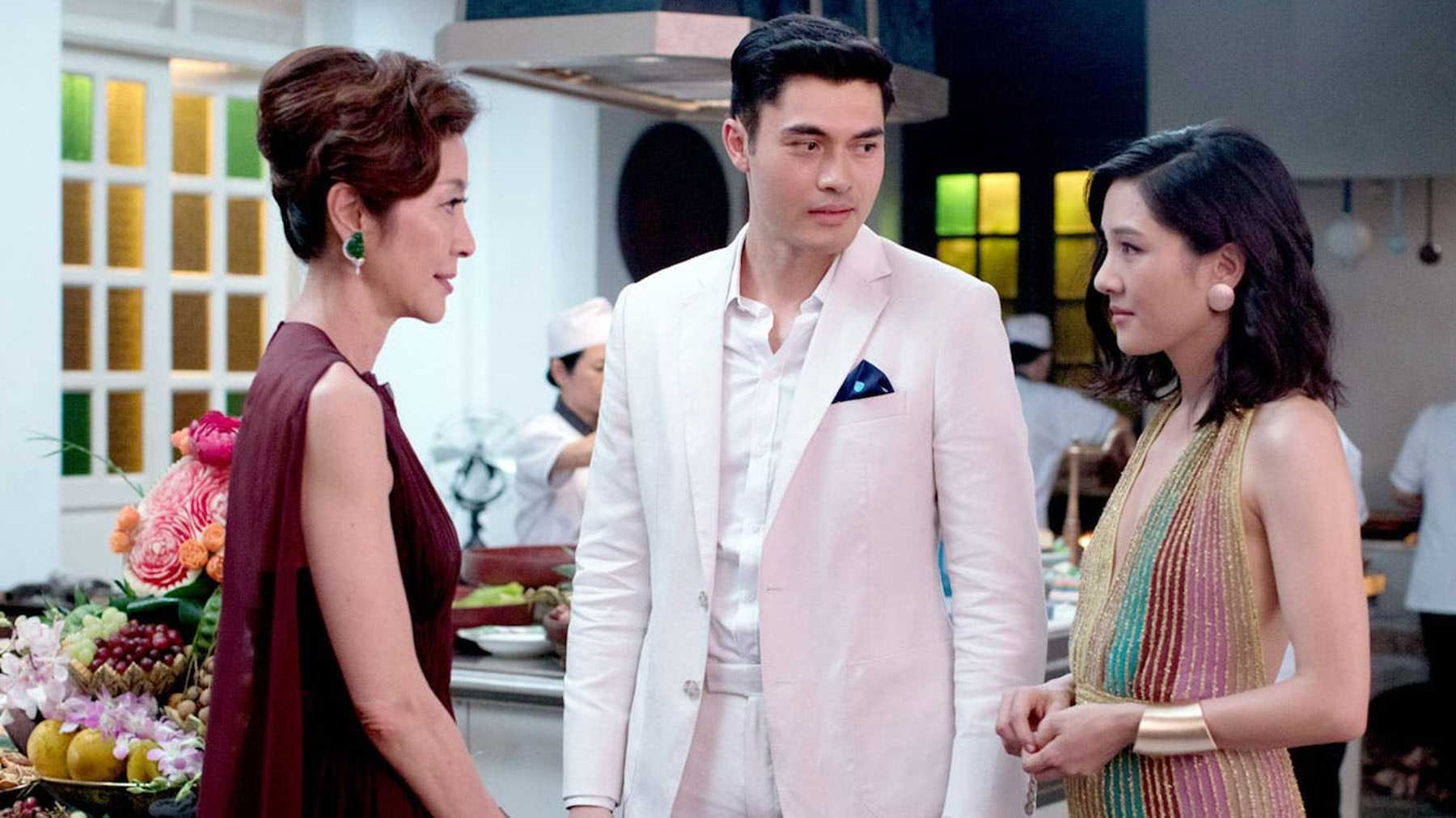 Crazy Rich Asians Still Ruling The US Box Office | Movies | Empire