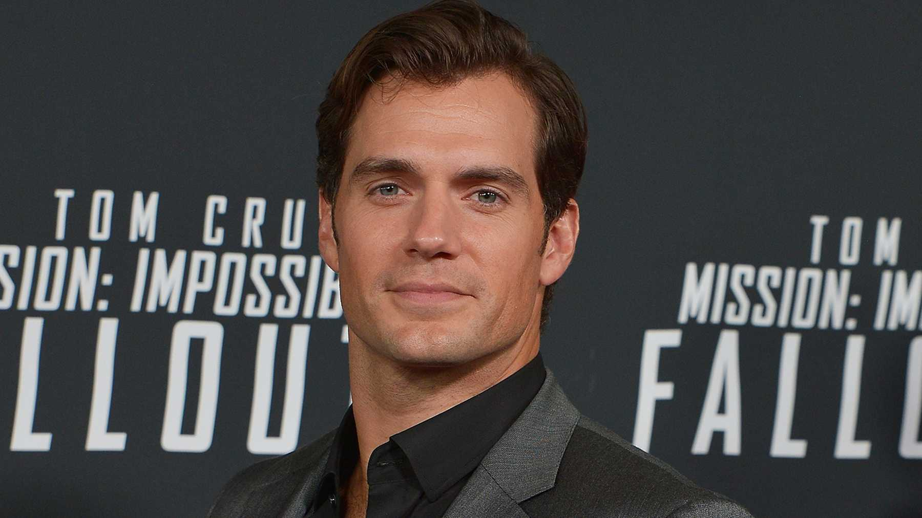 Henry Cavill Responds To Superman Departure Reports On Instagram Movies Empire