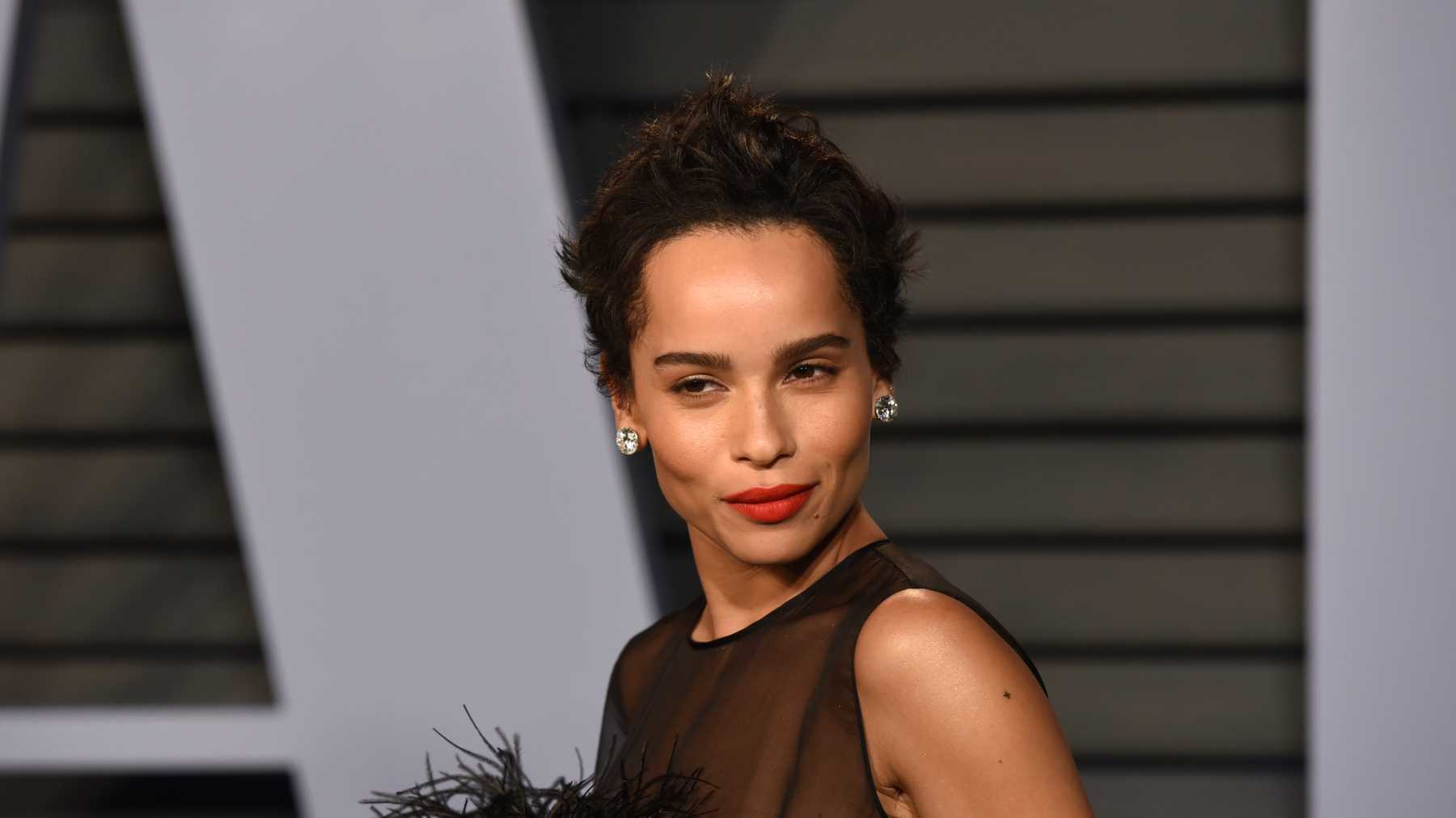 Zoe Kravitz Starring In The High Fidelity Tv Series Movies