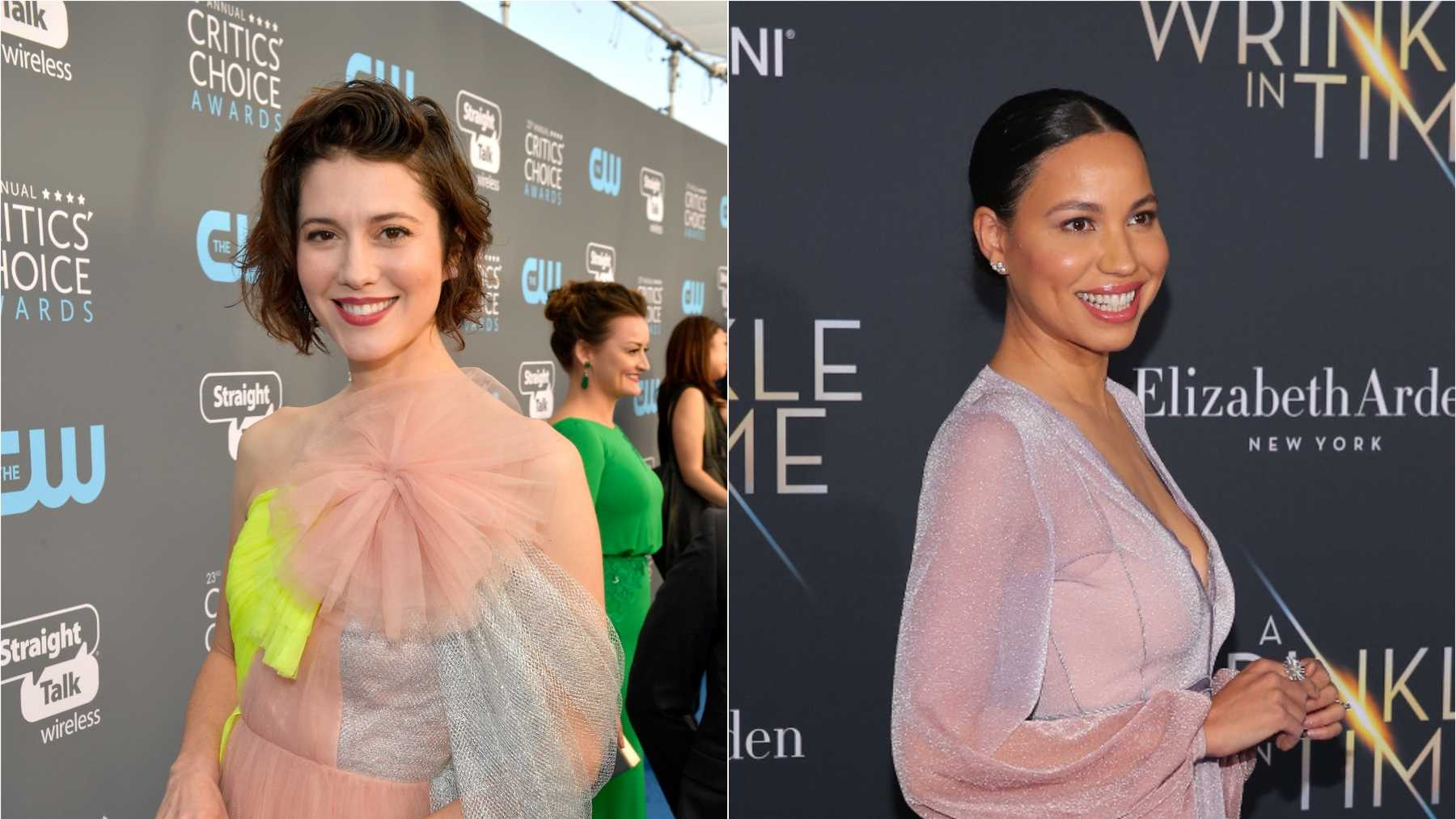 Mary Elizabeth Winstead And Jurnee Smollett Bell Land Roles In Birds Of Prey Movies Empire