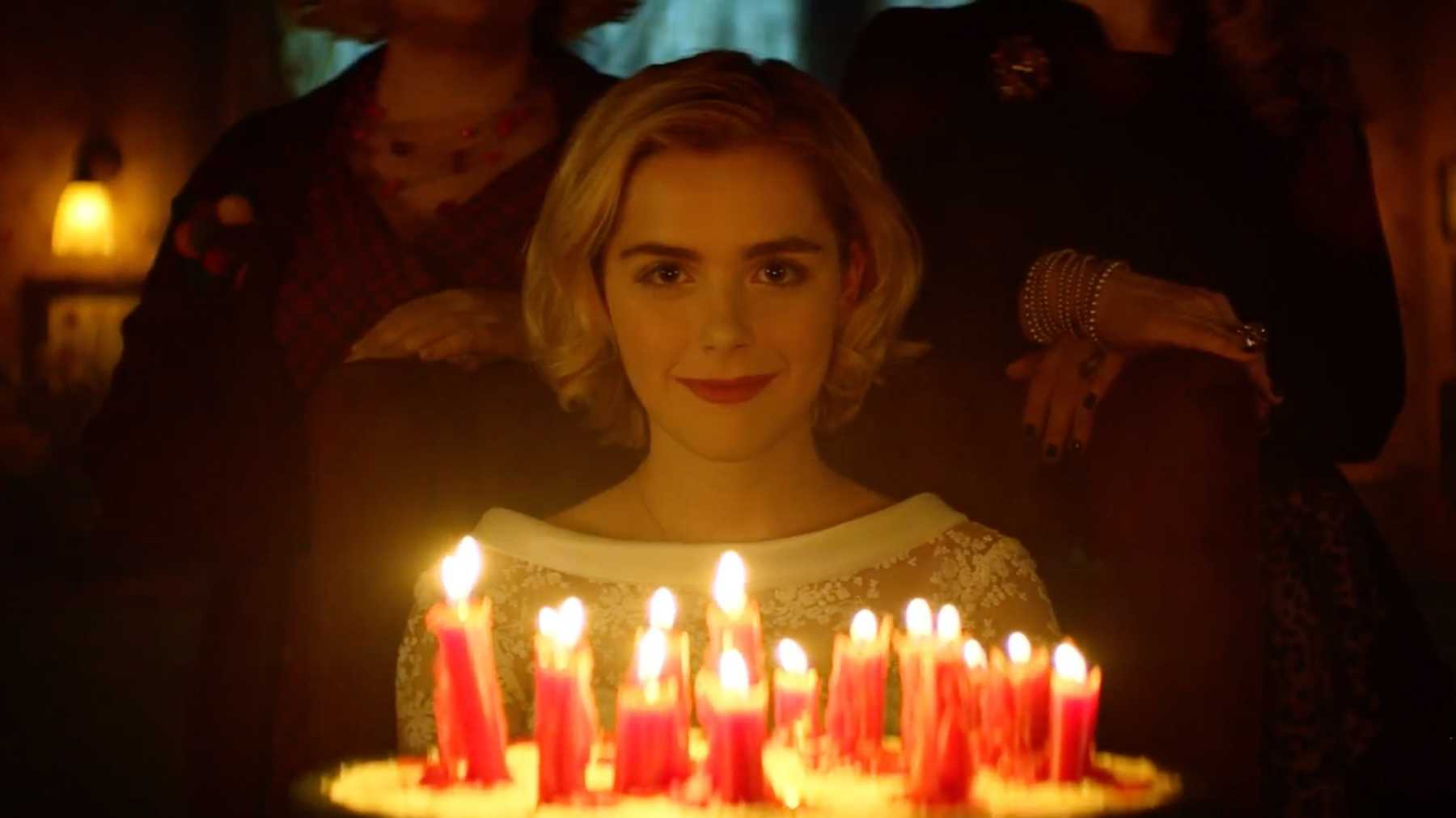 New Trailer For The Chilling Adventures Of Sabrina Movies Empire