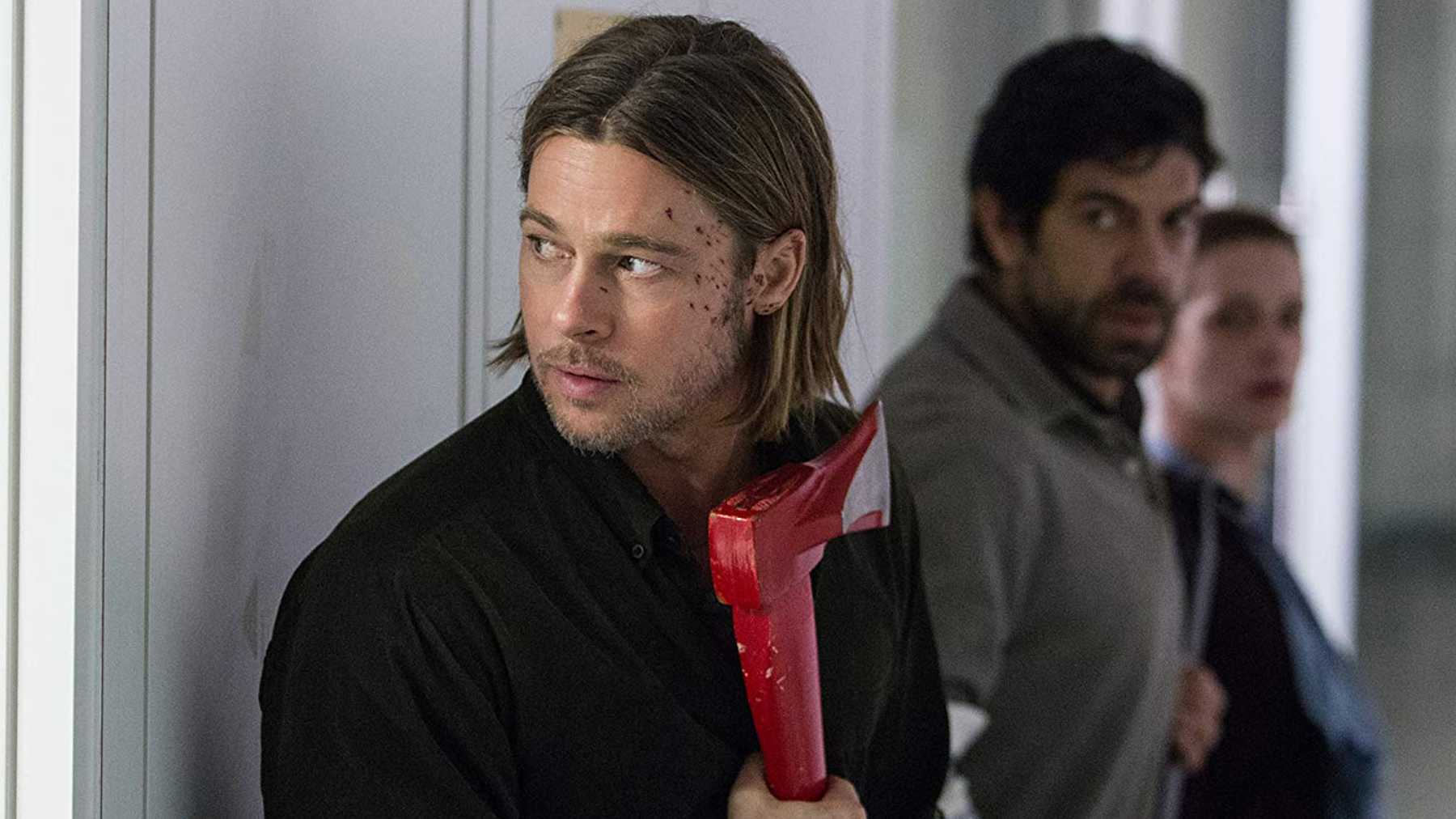 World War Z 2 To Shoot With David Fincher And Brad Pitt In