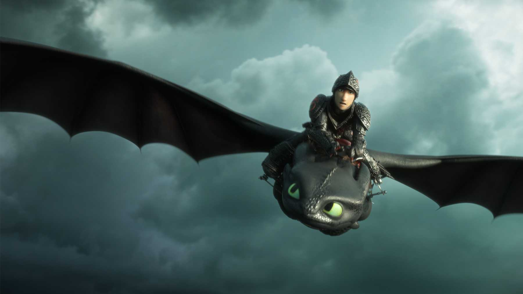How To Train Your Dagon The Hidden World Launches A New Trailer Movies Empire