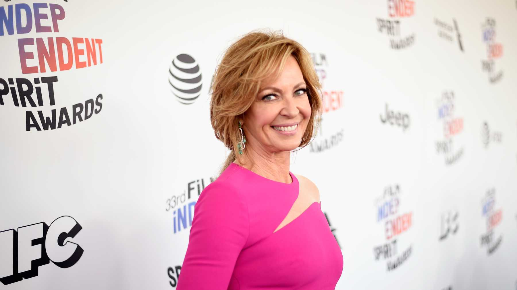 Allison Janney Nudography allison janney starring in new thriller lou | movies | empire