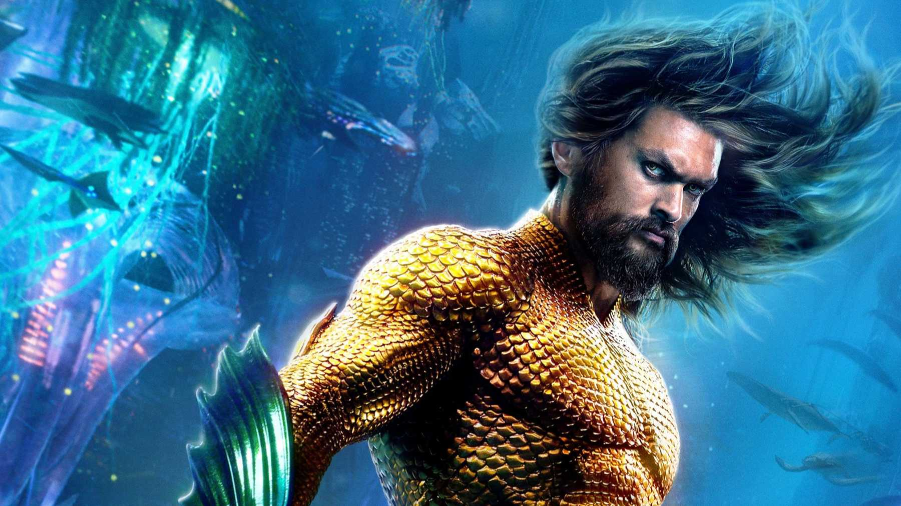 New Aquaman Character Posters Show Off Heroes And Villains ...