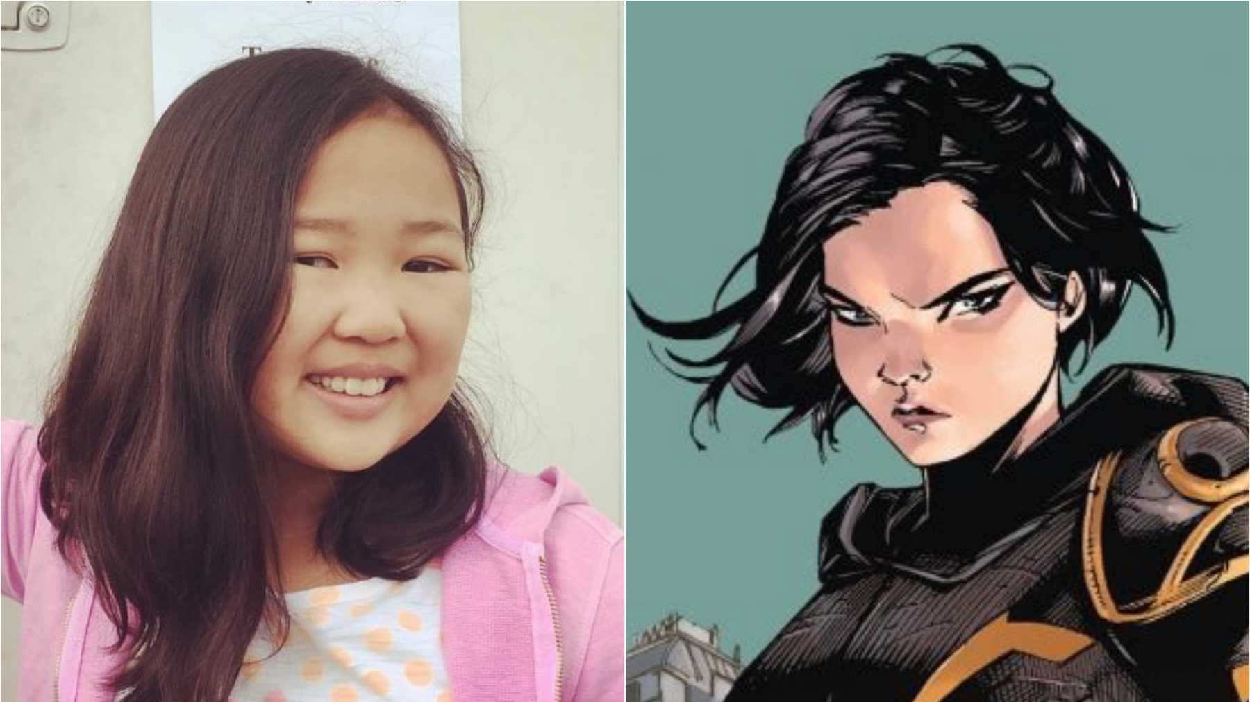 Birds Of Prey Ella Jay Basco Cast As Cassandra Cain Movies Empire