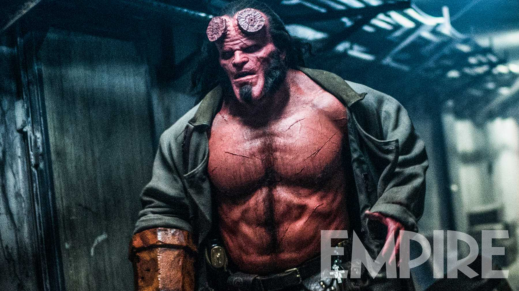 Hellboy Reboot Is 'More Violent And Bloody', Says Director Neil Marshall –  Exclusive Image | Movies