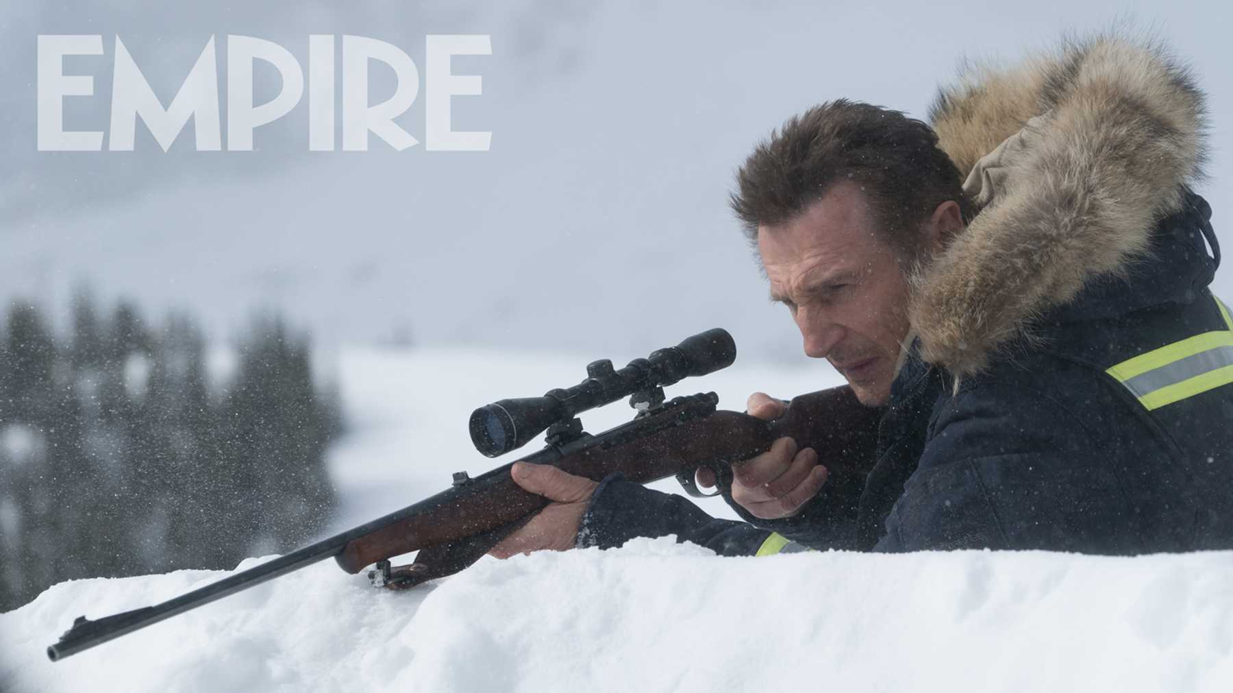 Cold Pursuit Director On Remaking His Own Film With Liam
