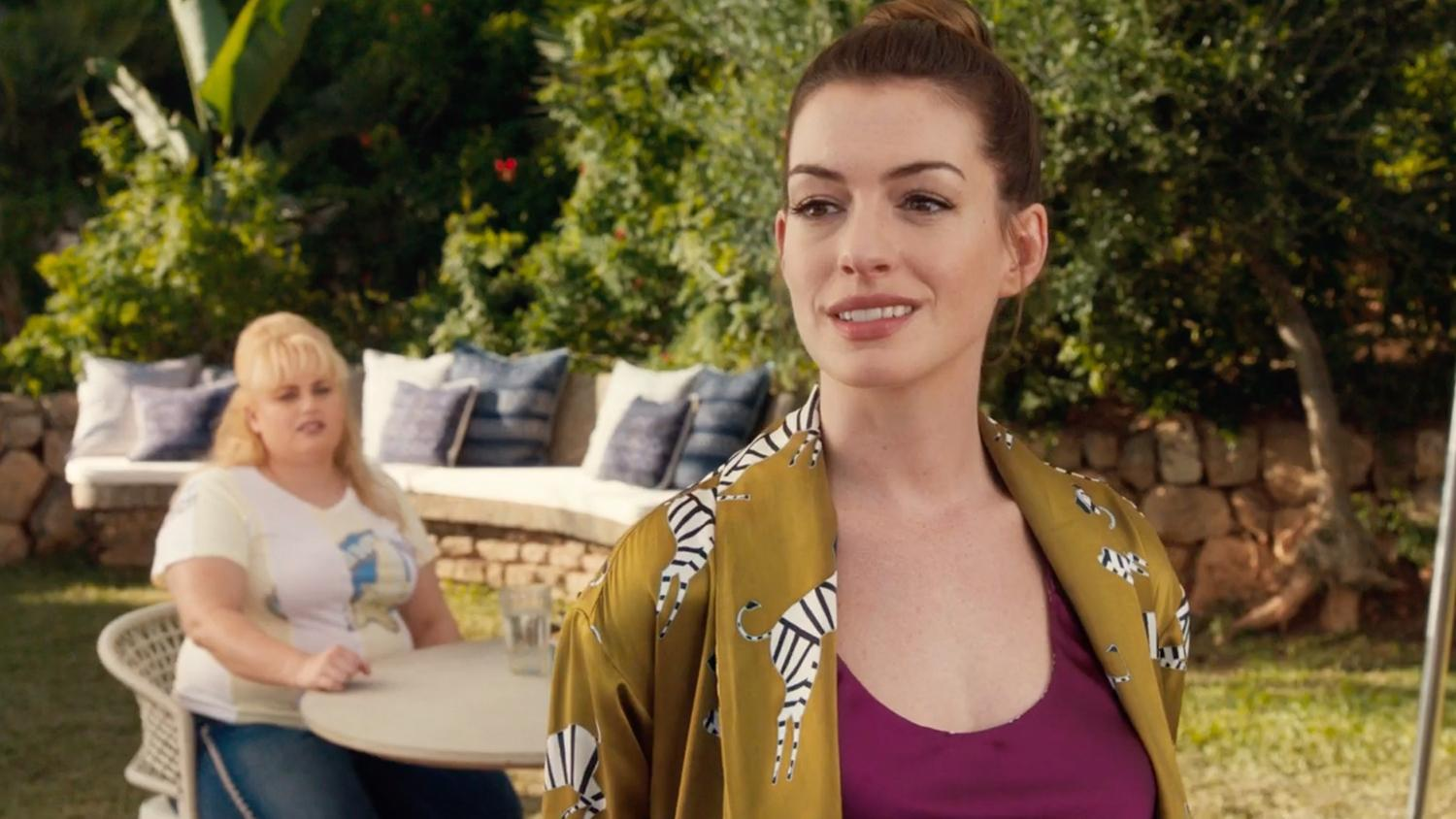 The Hustle Trailer Anne Hathaway And Rebel Wilson Lead New Take On Dirty Rotten Scoundrels Movies Empire