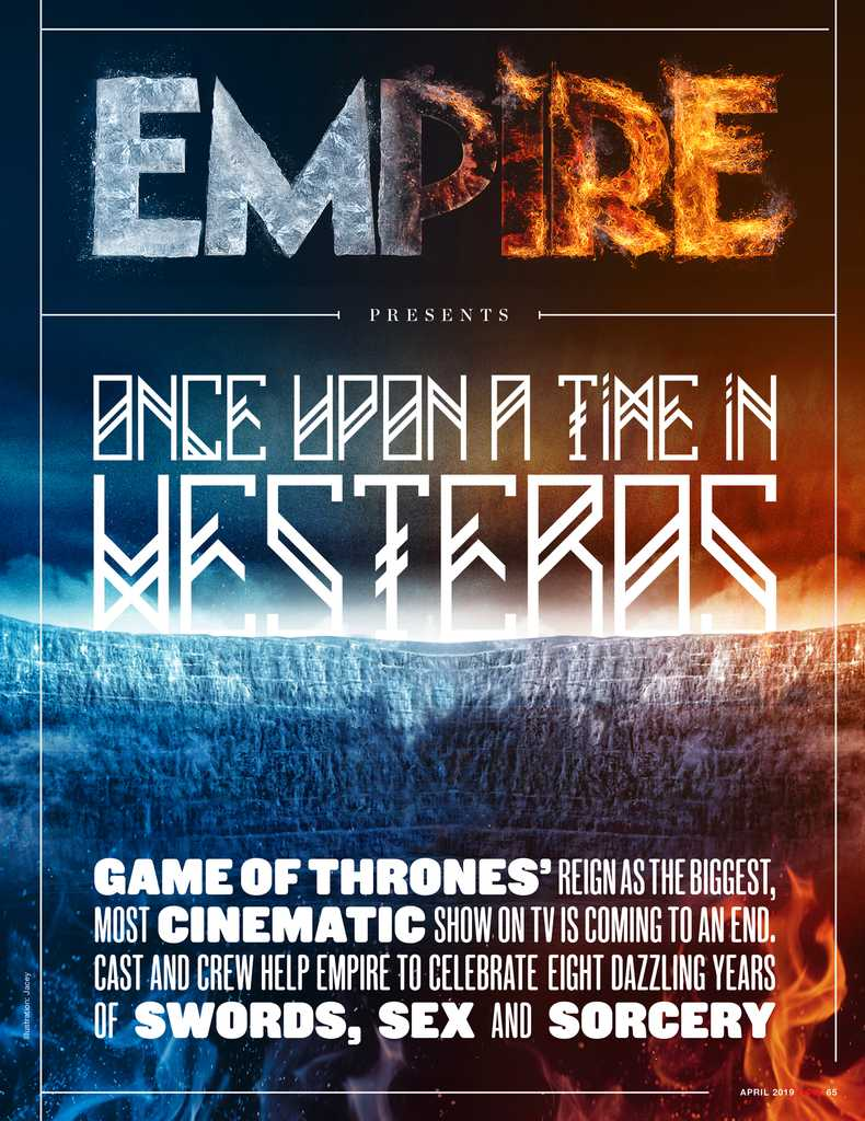 Empire Issue Preview: Game Of Thrones, Christopher Nolan