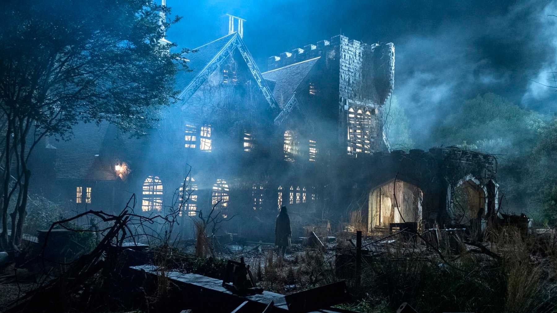 The Haunting Of Bly Manor Netflix S Hill House Sequel Will Adapt Turn Of The Screw Movies Empire