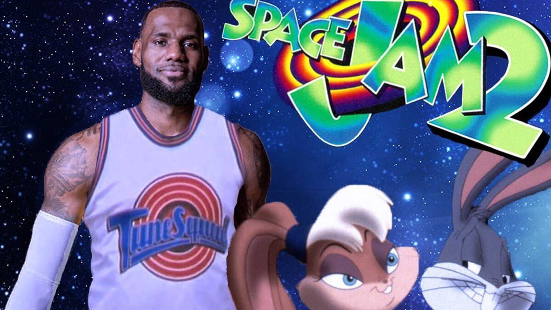 Space Jam 2 Gets Release Date And Retro Teaser Image | Movies | Empire