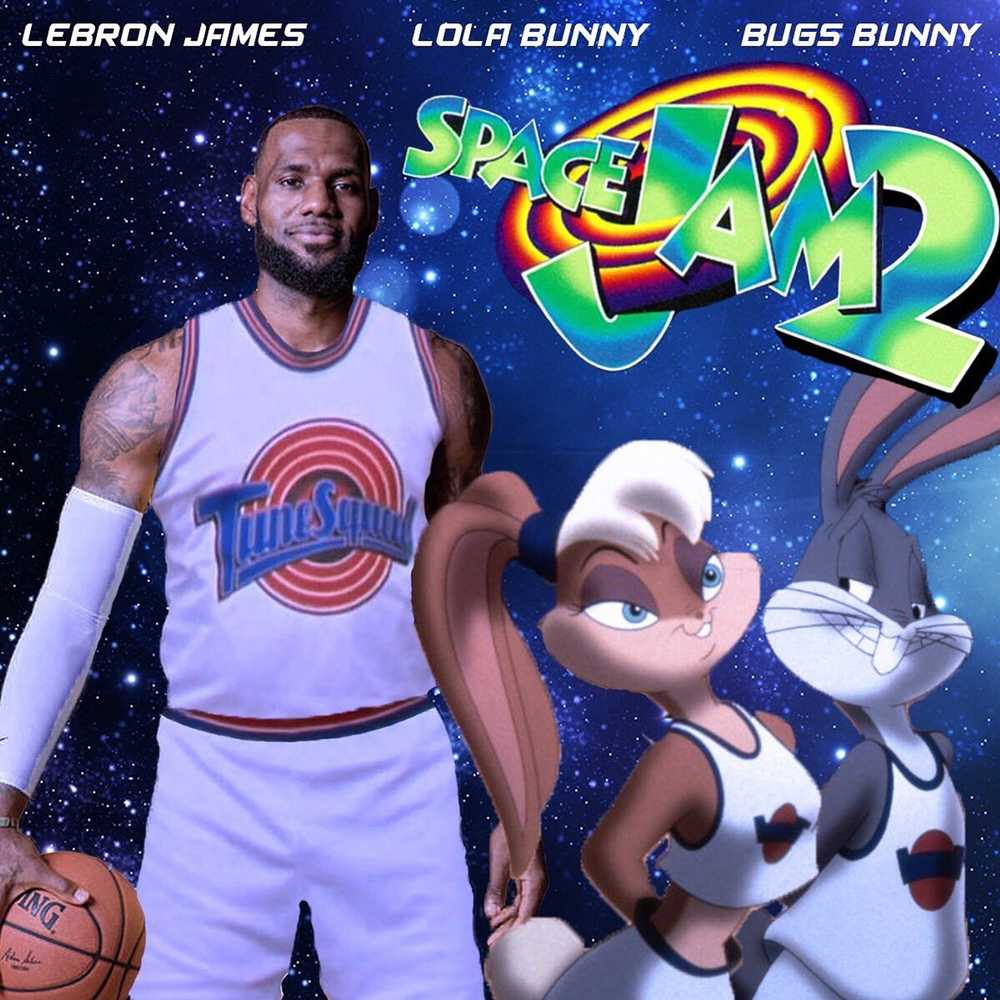 Space Jam 2 Gets Release Date And Retro Teaser Image Movies Empire