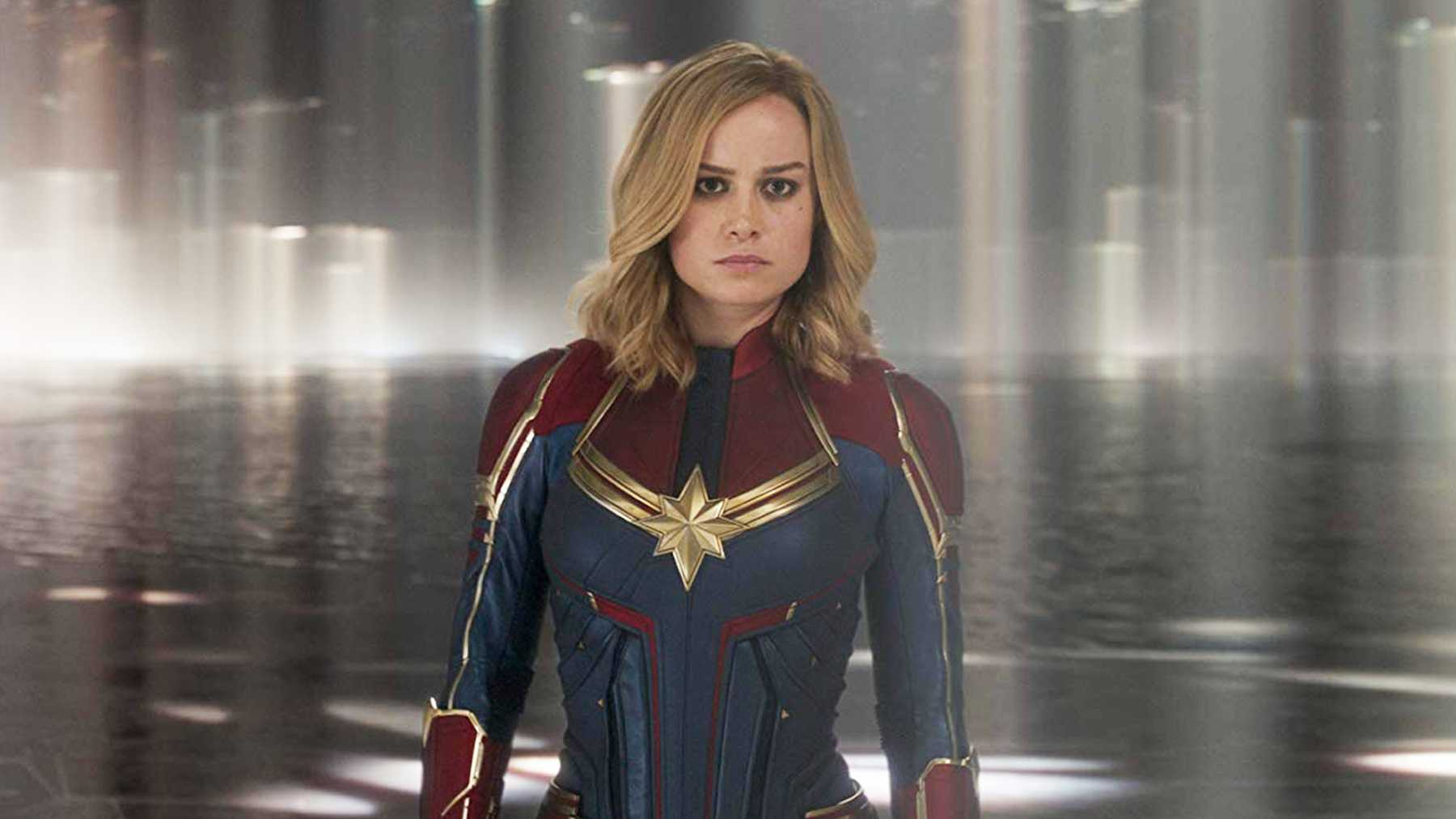 Captain Marvel Still Powerful In Its Second Weekend Atop The US ...